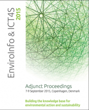 Bookcover of Proceedings from the EnviroInfo and ICT4S 2015