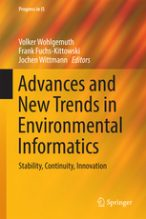 Bookcover of Proceedings from the EnviroInfo 2016